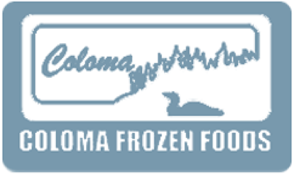 Coloma Frozen Foods Logo